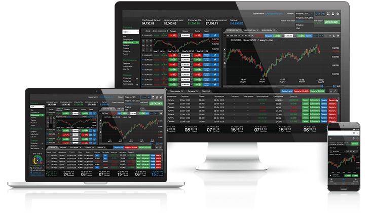 finmax торговая платформа