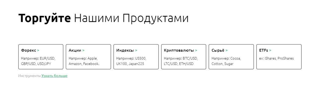 торговые инструменты hycm