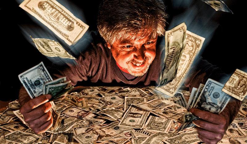 эмоции в трейдинге и жадность