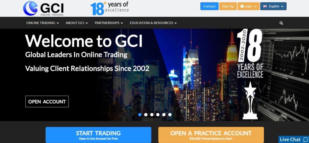 что предлагает gci financial